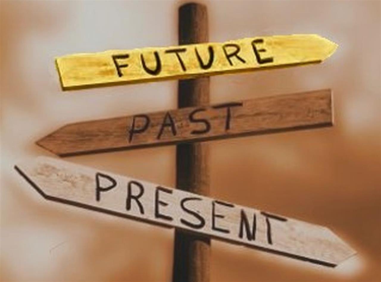 soltar el pasado